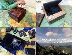 echipament de filmare